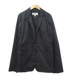 マルジェラ 12年製 テーラード ジャケット ストレッチ コットン イタリア製 国内正規 42 Lサイズ 黒 ブラック S2581 IBS91