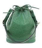 ルイヴィトン LOUIS VUITTON エピ ノエ M44004 ショルダーバッグ 巾着バッグ フランス製 ボルネオグリーン 緑