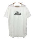 ソフネット SOPHNET. × ノンネイティブ nonnative 19SS That Sophnative Production Tシャツ プリント クルーネック カットソー 半袖 L 白 ホワイト