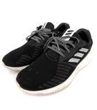 アディダス adidas ランニング シューズ スニーカー アルファ バウンス Alpha BOUNCE ナイロン 黒 ブラック 26.5 靴 FK NVW