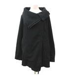 ヴィヴィアンウエストウッド Vivienne Westwood アングロマニア ジャケット スエット オーバーサイズ オーブ刺繍 パーカー 38 Mサイズ 黒 ブラック RRR