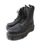 ドクターマーチン DR.MARTENS 20AW 8ホール ブーツ QUAD RETRO JADON PISA 8EYE BOOT 26378001 厚底 PISAレザー UK6 25cm 黒 ブラック