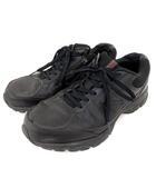 ニューバランス NEW BALANCE ウォーキングシューズ スニーカー レザー MW363BK 黒 ブラック 26cm 靴 FK ECR7