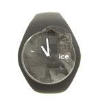 ICE WATCH アイスウォッチ ICE OLA 腕時計 クオーツ アナログ ブラック ホワイト