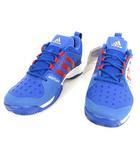 アディダス adidas BB1792 barricade JAPAN テニス シューズ オールコート 25cm ブルー