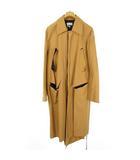 ベッドフォード BED J.W. FORD 17SS-B-CT03 BATTLE DRESS SOUTIEN COLLAR. ステンカラー コート 1 キャメル