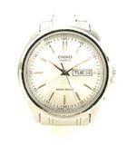 カシオ CASIO MTP-1239DJ-7AJF クオーツ 腕時計 ウォッチ カレンダー付 シルバー