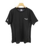 パンダハウス PANDA HOUSE トップス Tシャツ テニスウエア 半袖 L ブラック