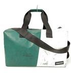 フライターグ FREITAG F46 CLARK SPORTS BAG L スポーツバッグ ボストン 2way ラージ 緑 白 グリーン ホワイト