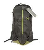 アークテリクス ARC'TERYX Arro 22 Backpack アロー 22 バックパック リュックサック 24016 wildwood 黒 カーキ 国内正規品
