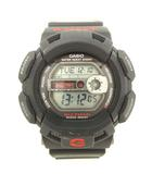 カシオジーショック CASIO G-SHOCK G-9100 ガルフマン GULFMAN アナログ 腕時計 ウォッチ ブラック