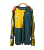 アディダスオリジナルス adidas originals × ベッドフォード BED J.W. FORD ゲームジャージー Tシャツ カットソー XL マルチ FS3761 国内正規品