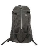 アークテリクス ARC'TERYX Arro22 Backpack アロー22 バックパック リュックサック 24016 stealth black ステルス ブラック 黒