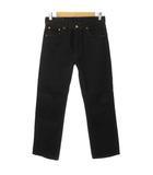 リーバイス Levi's 501 フィリピン製 ブラック デニム パンツ ジーンズ 30