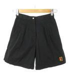 ナイキ NIKE テニス ショート パンツ ツータック ワイド チノ 2 / XS ダークネイビー 国内正規品