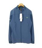 ラコステ LACOSTE SPORT BH9513L ノバク・ジョコビッチ ジャケット ウインドブレーカー テニス 48 / S ブルー 国内正規品