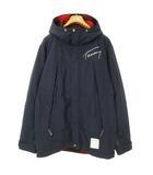 トミー TOMMY マウンテンパーカー ジャケット XL ネイビー グリーン レッド 国内正規品