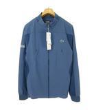 ラコステ LACOSTE SPORT BH9513L ノバク・ジョコビッチ ジャケット ウインドブレーカー テニス 46 / XS ブルー 国内正規品