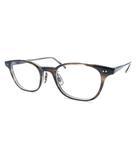 オリバーピープルズ OLIVER PEOPLES Griffith VOT グリフィス メガネ 眼鏡 ウエリントン スリムリム セルフレーム ヴィンテージオリーブトータス