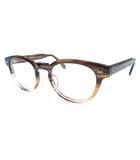 オリバーピープルズ OLIVER PEOPLES シェルドレイク Sheldrake OV5036 1373 メガネ 眼鏡 ボストンタイプ セルフレーム べっ甲調 茶 ブラウン
