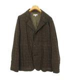 エンジニアードガーメンツ Engineered Garments Loiter Jacket Paisley Print ロイター ジャケット ペイズリー 総柄 M ブラック系