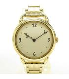 V700-6220 クオーツ 腕時計 ゴールド