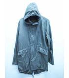 ブラックバレット バイ ニールバレット BLACKBARRETT by neil barrett ミリタリー ナイロン コート カーキ3 104