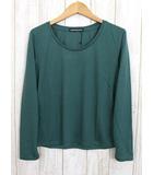 183549e1a98b3 ジュリアーノ ジュリ JURIANO JURRIE 未使用タグ付 カットソー Tシャツ ロンT シンプル 無地 長袖