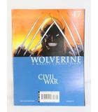 美品 コミック ペーパーパック ウルヴァリン WOLVERINE 47 シビルウォー CIVIL WAR /YZ18
