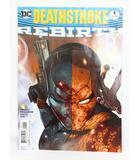 美品 コミック ペーパーパック デスストローク DEATHSTROKE REBIRTH Vol.1 /YZ26