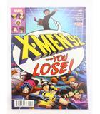 美品 コミック ペーパーパック X-MEN'92 エックスメン YOU LOSE! Vol.004 /YZ29