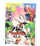 美品 コミック ペーパーパック アメコミ インヒューマンズ エックスメン INHUMANS VS X-MEN デッドプール DEADPOOL /YZ41