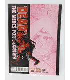 美品 コミック ペーパーパック アメコミ デッドプール DEADPOOL & MERCS FOR MONEY Vol.003 /YZ63