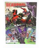 美品 コミック ペーパーパック アメコミ デッドプール DEADPOOL TOO SOON? Vol.001 /YZ66