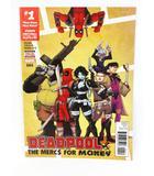 美品 コミック ペーパーパック アメコミ デッドプール DEADPOOL & MERCS FOR MONEY Vol.001 /YZ69