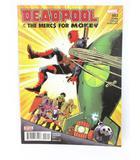 美品 コミック ペーパーパック アメコミ デッドプール DEADPOOL & MERCS FOR MONEY Vol.003 /YZ71