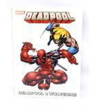 美品 コミック アメコミ デッドプール ウルヴァリン DEADPOOL & WOLVERINE マーベル /YZ52