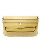 カルティエ Cartier セカンドバッグ クラッチバッグ ヴィンテージ レザー ブラウン 鞄 /Z