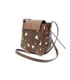 グレースコンチネンタル GRACE CONTINENTAL Carving Tribe カービングバッグ ポシェット ショルダー レザー 鞄 /Z