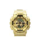 カシオジーショック CASIO G-SHOCK 腕時計 ウォッチ GA-110GD ゴールドカラー /Z