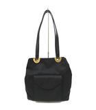 マリクレール MARIE CLAIRE トートバッグ ナイロン系 黒 ブラック 鞄 /Z