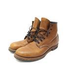 レッドウィング REDWING ベックマン ラウンドブーツ 9016 レザー 靴 シューズ US9D /Z