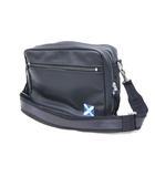 ポーター PORTER 美品 ラゲッジレーベル LUGGAGE LABEL ニューライナー ショルダーバッグ 紺 ネイビー 鞄 /Z