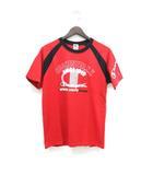 チャンピオン CHAMPION Tシャツ カットソー プリント 半袖 160 赤 レッド /ZT2