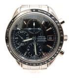 オメガ OMEGA スピードマスター デイト 3210.50 腕時計 ウォッチ ブラック文字盤 /Z
