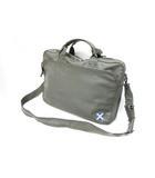 ラゲッジレーベル LUGGAGE LABEL ブリーフケース ショルダーバッグ 鞄 カーキ /Z