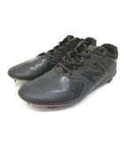 ニューバランス NEW BALANCE スパイク 野球用品 ベースボールシューズ 27 黒 ブラック /Z