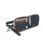 オロビアンコ OROBIANCO COMPAKT-F03 ボディバッグ ショルダーバッグ 紺 ネイビー 鞄 /Z