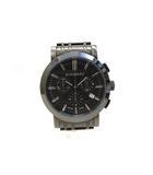 バーバリー BURBERRY 腕時計 ウォッチ クロノグラフ BU1373 黒 ブラック /Z ☆AA★