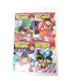 ドラゴンボールZ アニメコミックス 4冊セット カラー 漫画 マンガ まんが コミック /Z